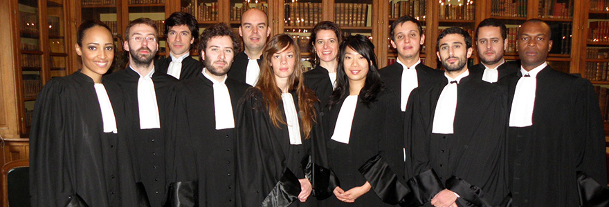 L'ordre des avocats